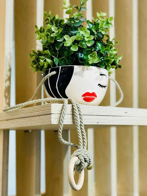 """Marcella Renna """"Azzurra"""" Hanging bowl"""