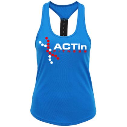 Women's Racerback Slogan Vest