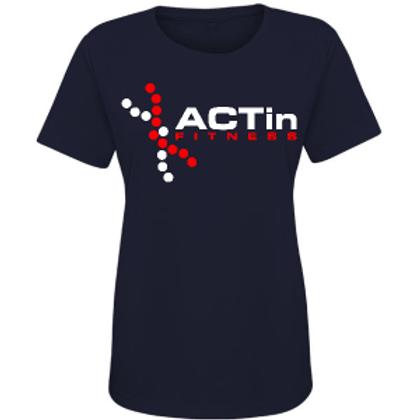 Women's Sport's Slogan T-Shirt