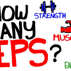 HOW MANY REPS SHOULD YOU BE DOING?