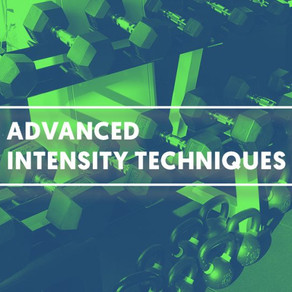 8 MUST TRY TECHNIQUES TO INTENSIFY YOUR WORKOUTS!