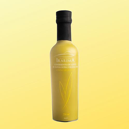 Azeite Aromatizado com Limão Siciliano (250ml) - Faz. Irarema