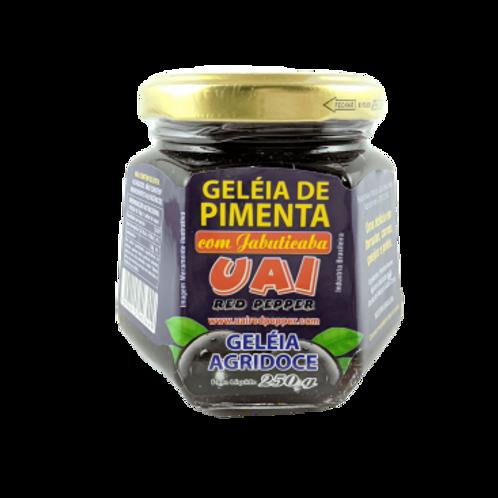 Geleia de Pimenta com Jaboticaba