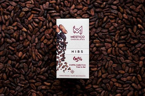 Chocolate Bean To Bar - Nibs (50g)