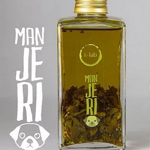 Azeite Aromatizado de Manjericão (250ml) - K-Lab