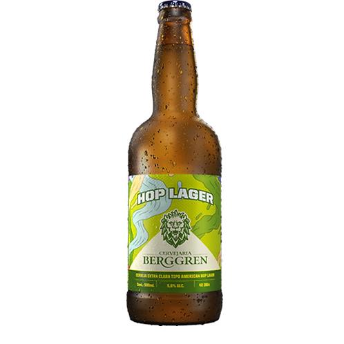 Cerveja Berggren Hop Lager