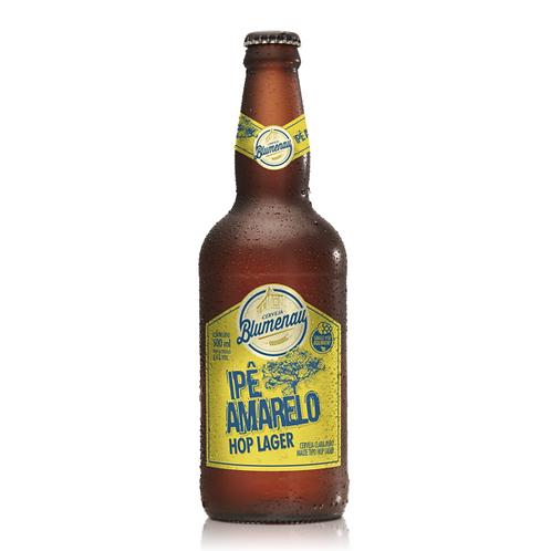 Cerveja Blumenau Ipê Amarelo