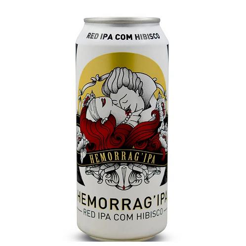 Cerveja Doktor Bräu Hemorrag'IPA (Lata)