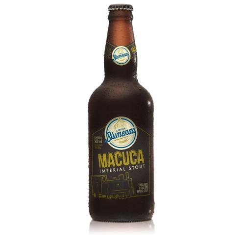 Cerveja Blumenau Macuca