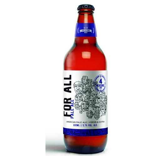 Cerveja Apa For All (Long Neck)