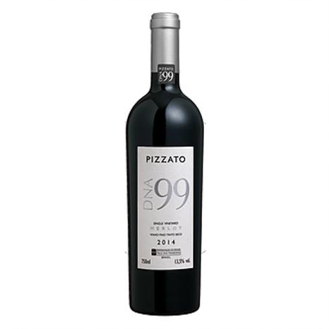 Vinho Tinto Pizzato DNA99 Single Vineyard Merlot