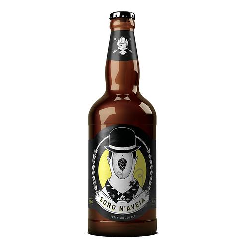 Cerveja Doktor Bräu Soro N'Aveia