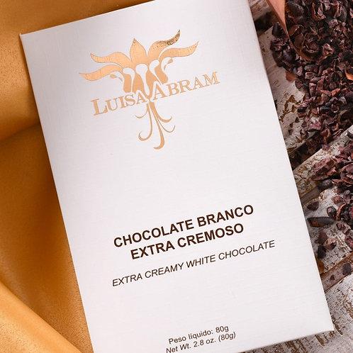 Chocolate Bean To Bar Branco Extra Cremoso