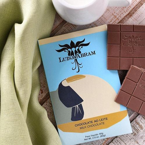 Chocolate Bean To Bar ao Leite