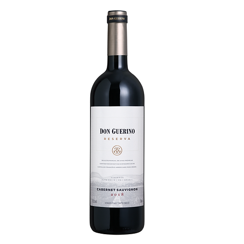 Vinho Tinto Cabernet Sauvignon Reservas