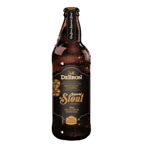 Cerveja DeBron Imperial Stout