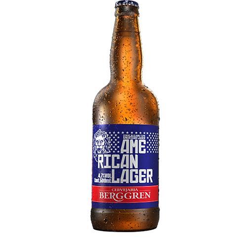 Cerveja Berggren American Lager
