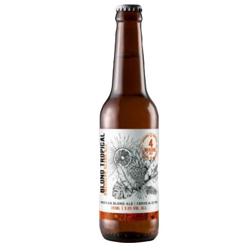 Cerveja Blond Tropical (Long Neck)