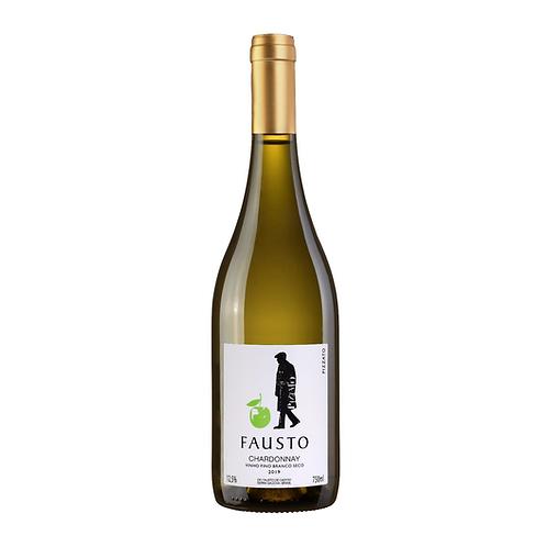 Vinho Branco Fausto Chardonnay