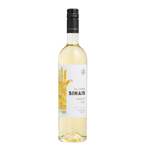 Vinho Branco Sinais Riesling