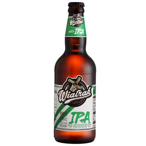 Cerveja Wiatrak American Ipa