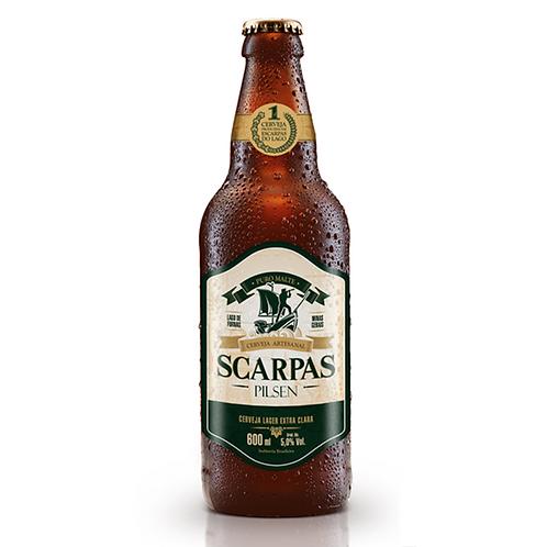 Cerveja Scarpas Pilsen
