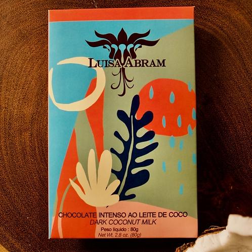 Chocolate Bean To Bar Intenso ao Leite de Côco