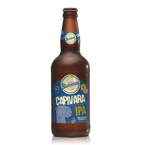 Cerveja Blumenau Capivara Little IPA