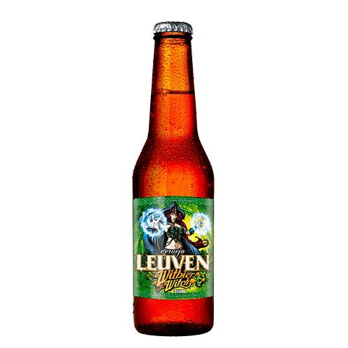 Cerveja Leuven Witbier Witch (Long Neck)