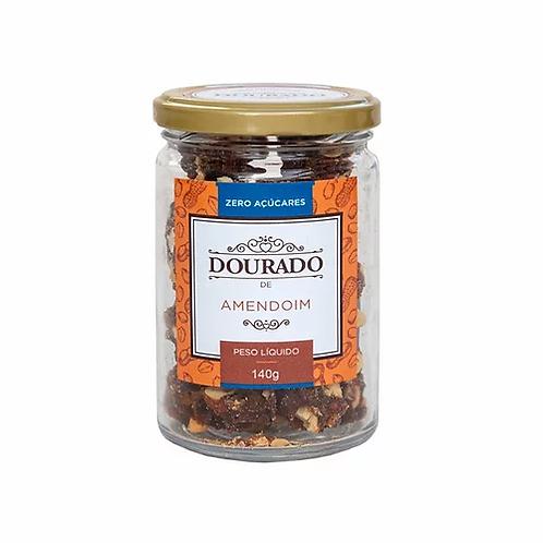 Doce de Amendoim Zero Açúcar (pote 140g)