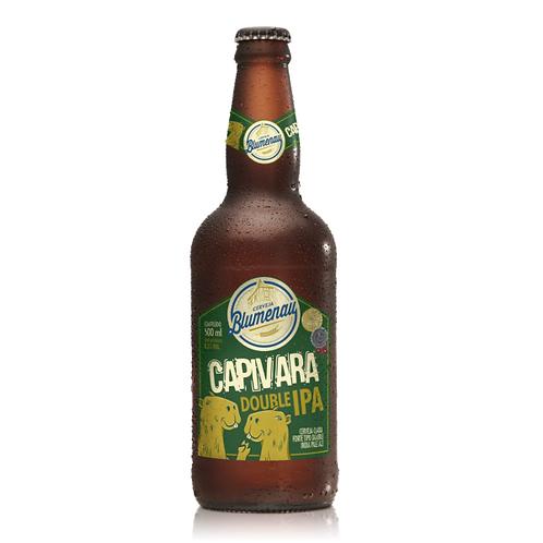 Cerveja Blumenau Capivara Double IPA