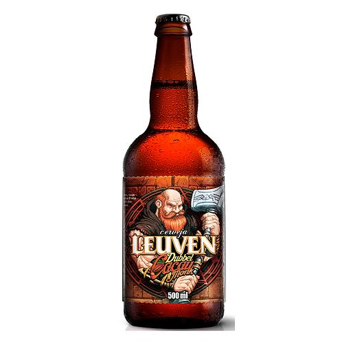 Cerveja Leuven Dubbel Cacau