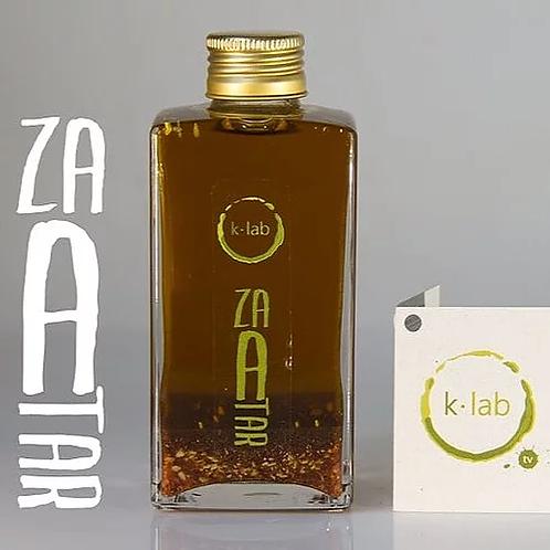 Azeite Aromatizado com Zaatar (100ml) - K-Lab