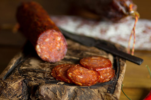 Chorizo Cantimpalo (Pepperone)