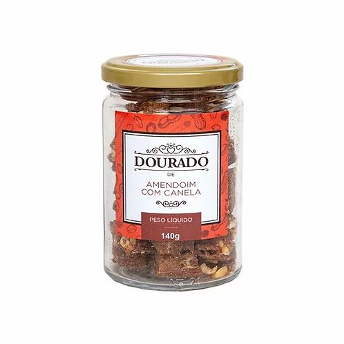 Doce de Amendoim com Canela (pote 140g)