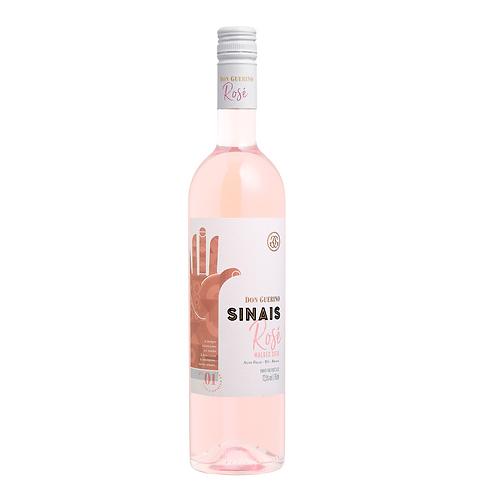 Vinho Rosé Malbec Sinais