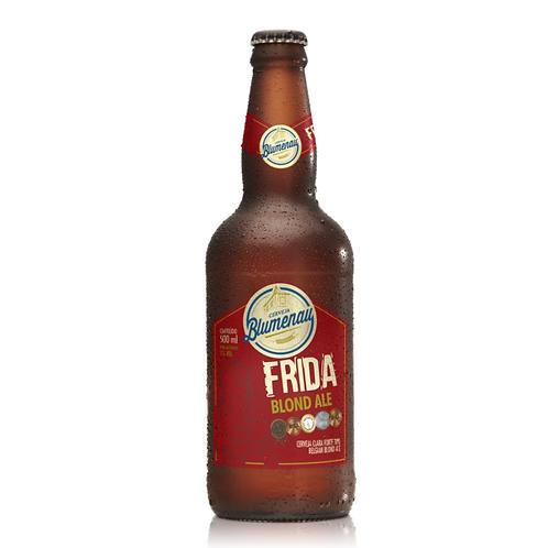 Cerveja Blumenau Frida Blond Ale