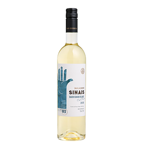Vinho Branco  Sauvignon Blanc Sinais