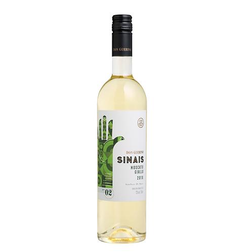 Vinho Branco Moscato Giallo Sinais