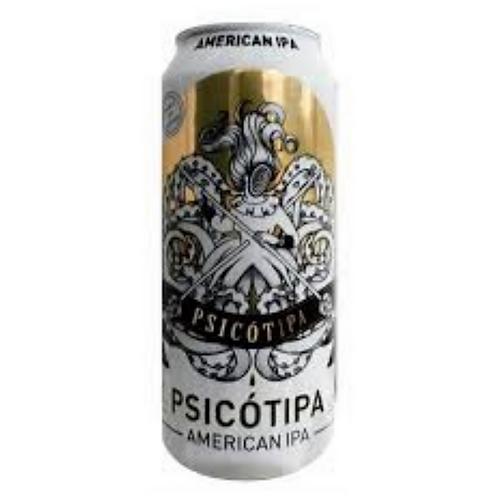 Cerveja Doktor Bräu Psicót'IPA (Lata)