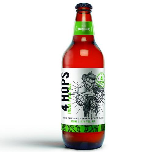 Cerveja Ipa 4 Hops (Long Neck)