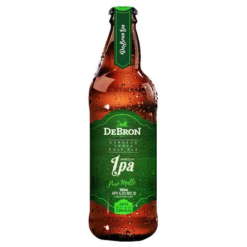 Cerveja DeBron American IPA