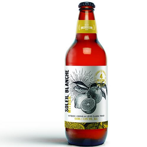 Cerveja Soleil Blanche