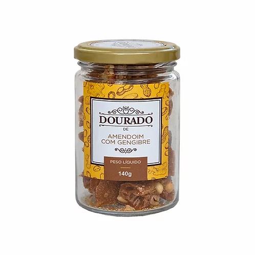 Doce de Amendoim com Gengibre (pote 140g)