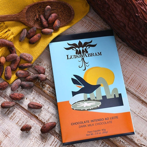 Chocolate Bean To Bar Intenso ao Leite