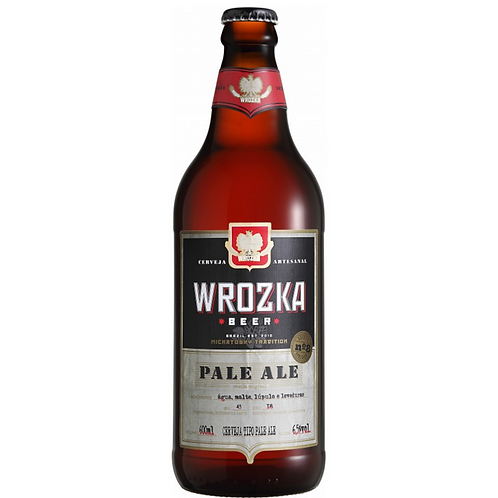 Cerveja Wrozka Pale Ale