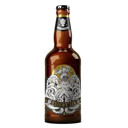 Cerveja Doktor Bräu Psicót'IPA