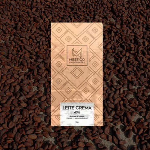 Chocolate Bean To Bar - Leite Crema (25g)