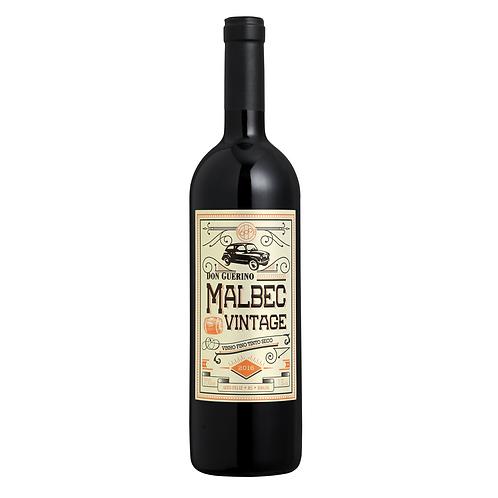Vinho Tinto Malbec Vintage