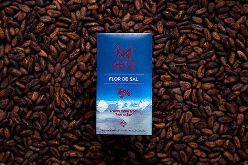 Chocolate Bean To Bar - Flor de Sal (50g)